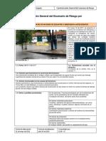 Escenario de Riesgo Por Inundaciones USAQUEN