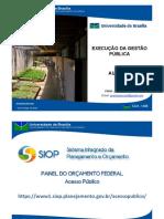 AULA 03 - COMPOSIÇÃO DO GASTO PÚBLICO