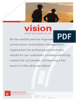 Vision of what we do