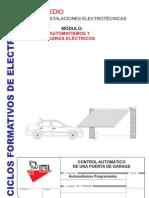 Ejer Logo Puerta Garage