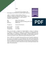 The Prerif Ridges In The Volubilis Area.pdf