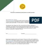 Declarație de consimțământ privind prelucrarea datelor personale.pdf