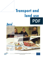 Transport and land use