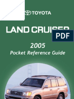 2005 Landcruiser