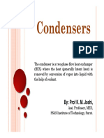 Condenser PDF