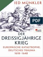 Herfried Münkler - Der Dreissigjährige Krieg