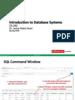 8 SQL-I
