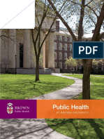 Brown PubHlth catalog (2013)