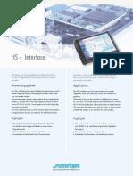 HS+ Interface - samtec automotive software & electronics GmbH