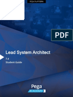 Lead System Architect Student Guide