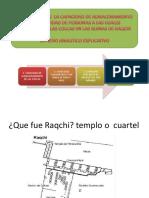 modelacion RAQCHI