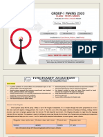 Mains Class Test Schedule Iyachamy Academy 1