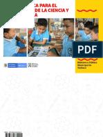 Guía Didáctica para el aprendizaje de la ciencia y la tecnología.