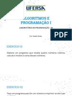 Aula 04.5 - Laboratório de Programação 03.pdf