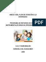 2.Programa de Refuerzo Educativo