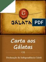 Galatas Culto 17 03 2019