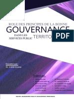 le rôle des principes de la bonne gouvernance dans les services publics territoriaux.pdf