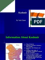 Speech on Kashmir conflict background.ppt