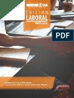 Termino de Ralacion Laboral