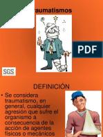 5SGS Traumatismos