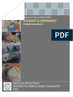 Accident Emergency 2018
