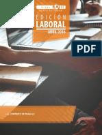 04 El Contrato de Trabajo Abr 2016