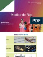 Medios de Red