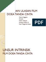 Kelompokanalisis Dan Ulasan Film