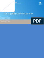TCS Supplier Code of Conduct