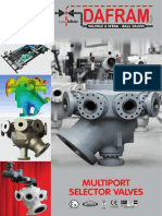 Multiport Selector Valves Catalogue