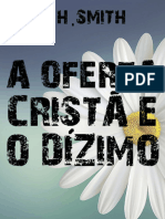 A Oferta Cristã e o Dizimo