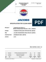 Clean Agent System Specs_EIL