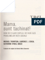Mama, Sunt Tachinat! - Michael Thompson, Lawrence J. Cohen