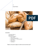 Guía Panadería I