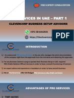 Pro Services in Dubai | Pro Services in Abu Dhabi