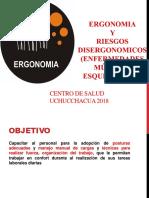 Ergonomia Unidad Medica