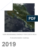 100% Renewable Energy for Costa Rica Report 2019