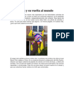 Las Piñatas y Su Vuelta Al Mundo