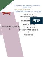 CIMENTACIONES II