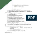 ASPECTOS ESENCIALES DE LA GRAMÁTICA SISTÉMICA FUNCIONAL