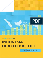 Indonesia Health Profile 2017