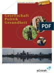 wisoak-Programm Gesellschaft Politik Gesundheit Herbst 2011 Bremen