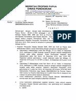 Undangan Penguatan Kepala Sekolah SMA-MSK-SLB Tahun 2019