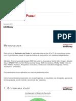 Barômetro do Poder -  INFOMONEY (Edição de novembro de 2019).