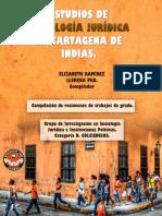 Estudio de sociología jurídica en Cartagena de Indias