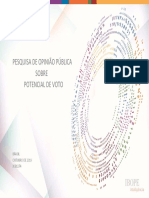IBOPE JOB_1274_POTENCIAL PARTIDOS - Relatório de tabelas - Outubro de 2019.