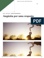 Angústia por uma resposta - Instituto Teológico Gamaliel.pdf