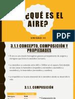 3.1 Qué Es El Aire