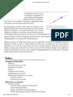Vector - Wikipedia, La Enciclopedia Libre