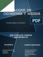BLOQUE  DE GEOMETRÍA  Y  MEDIDA.pptx